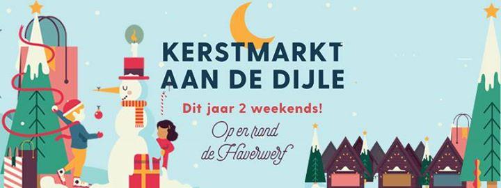 Kerstmarkt aan de Dijle : : Mechelen